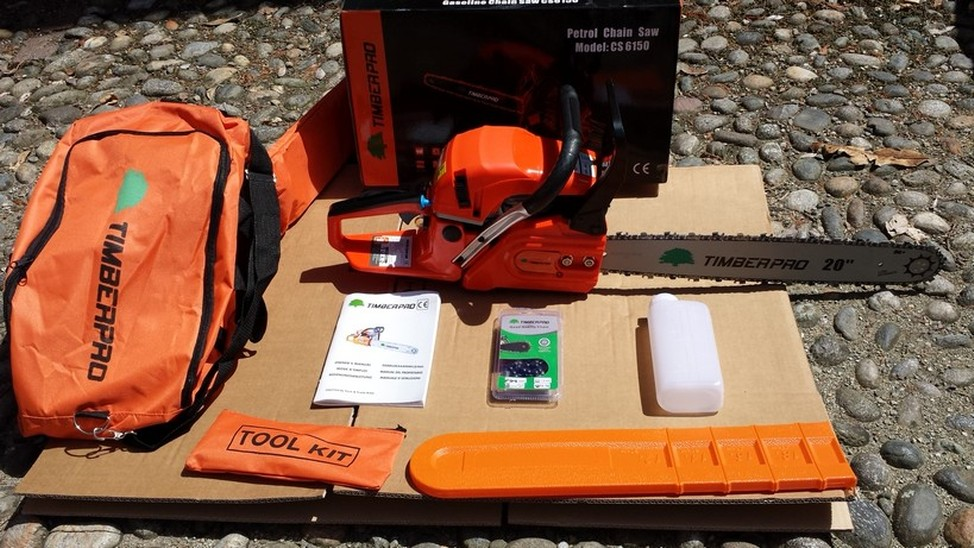 Timberpro cs 2500